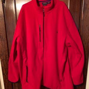 NWOT Ralph Lauren polo fleece jacket